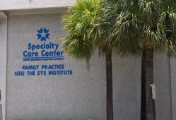 Specialty Care Center