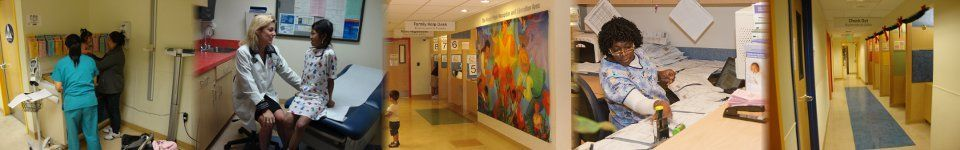 The S Mark Taper Foundation Children's clinic