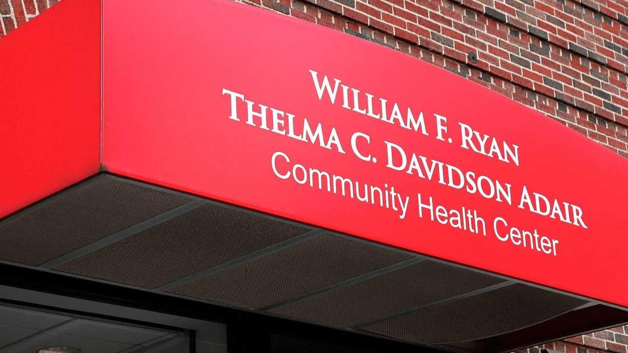 Thelma C Davidson Adair Ryan Center
