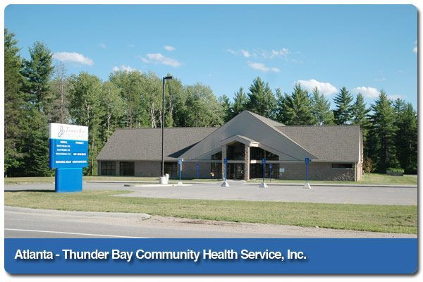 Thunder Bay Comm Health Servic