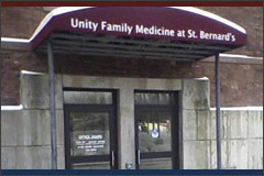 Unity Family Medicine At St Be