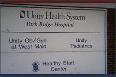 Unity Obgyn At West Main