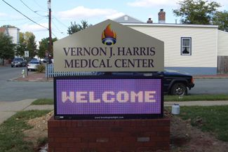 Vernon J Harris East End Chc