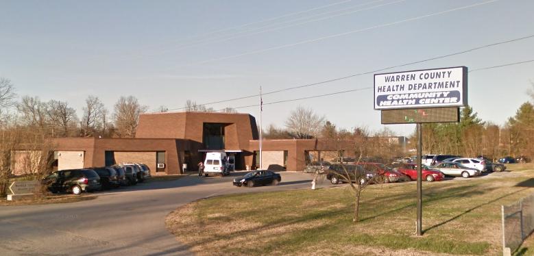 Tennessee Department of Health Warren County Health Department