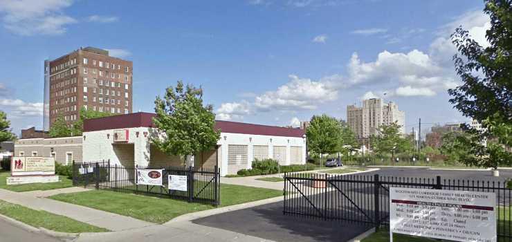 Woodward Corridor Family Health Center