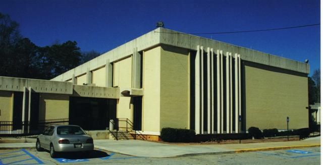 T.O. Vinson Health Center
