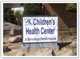 Childrens Health Care Center Reedley