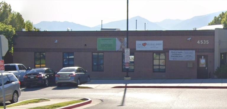 Ellis R Shipp Public Health Center