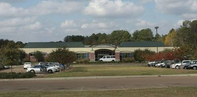 Dr James Anderson Health Facility Jackson Hinds Chc