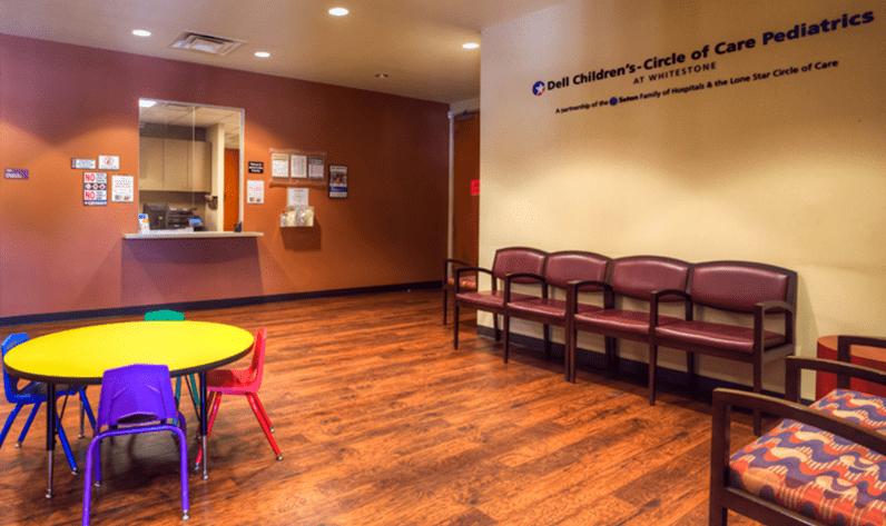 Dell Childrens Circle Of Care Pediatrics At Whitestone