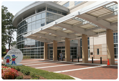 Ga Egleston Hospital