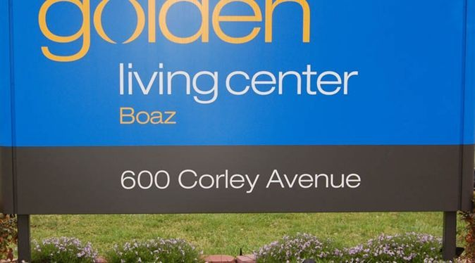 Golden Livingcenter Boaz