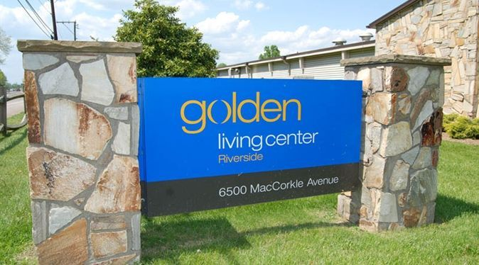 Golden Livingcenter Riverside