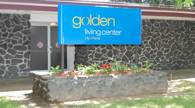 Golden Livingcenter Hypana