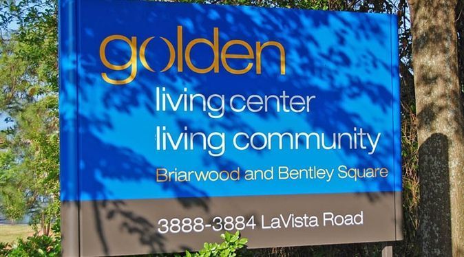 Golden Living Community Bentley Square