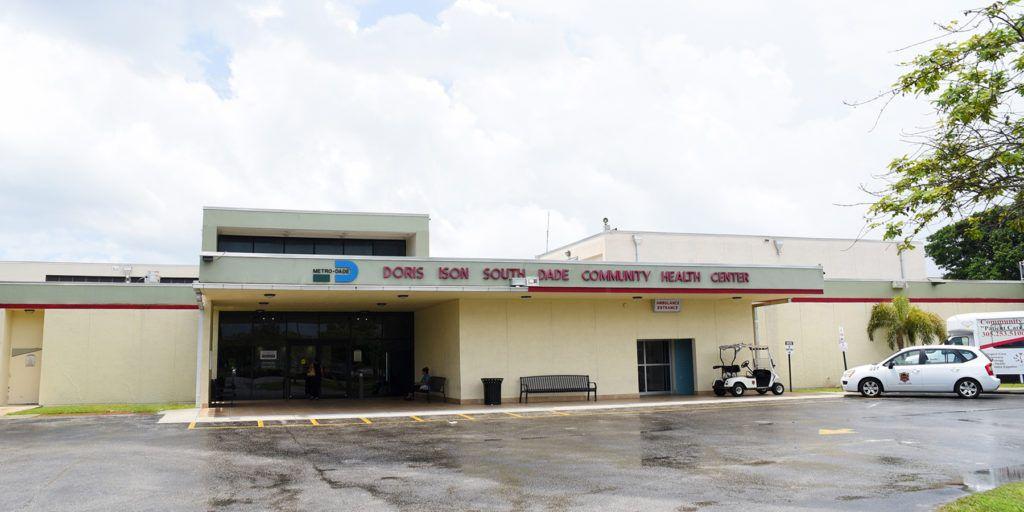 CHI Doris Ison Health Center