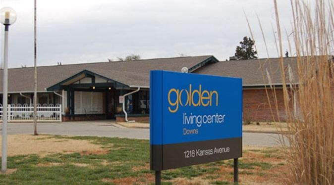 Golden Livingcenter Downs