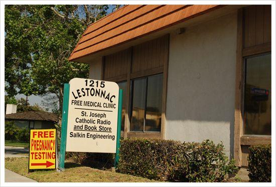 Lestonnac Free Clinic Stanton