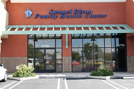 Newhall Health Center