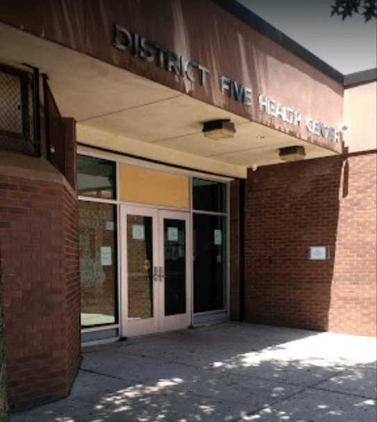 City of Philadelphia Department of Health - Health Center 5