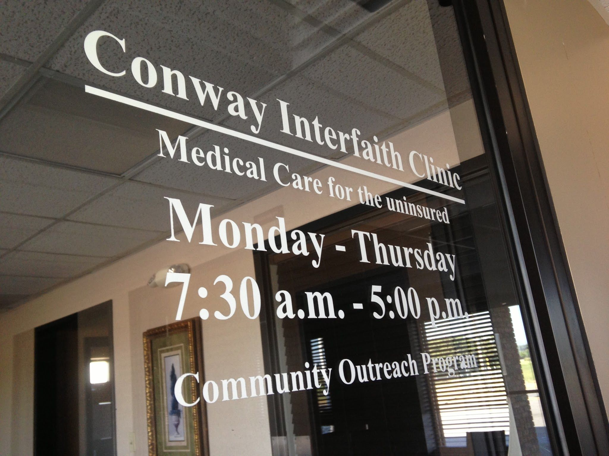 Conway Interfaith Clinic
