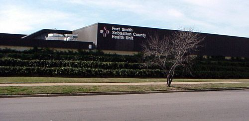 Sebastian County Health Unit - Ft. Smith