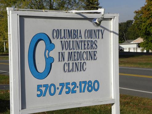 Columbia County Volunteers in Medicine