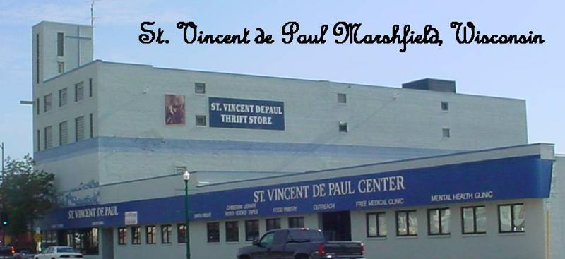 St Vincent De Paul Society Free Clinic Marshfield