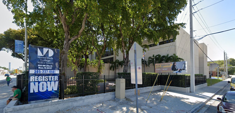 Miami Rescue Mision Health Clinic at MDC
