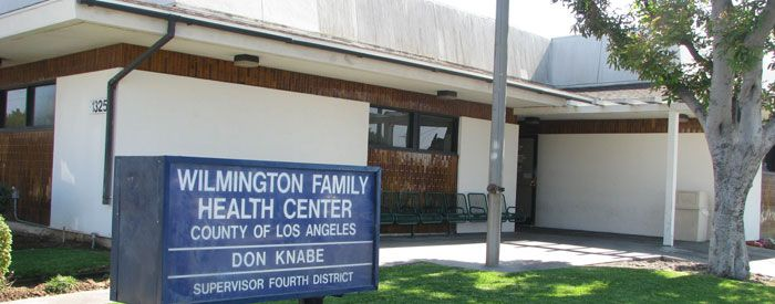 Wilmington Family Health Center County Of Los Angeles