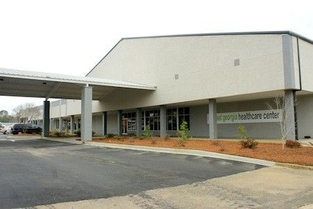 East Georgia Healthcare Center's Swainsboro Medical office