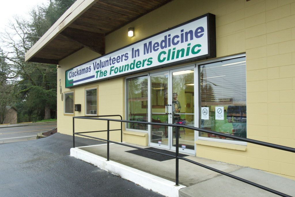 Clackamas Volunteers in Medicine – The Founders Clinic