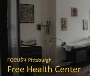FOCUS Pittsburgh Free Health Center