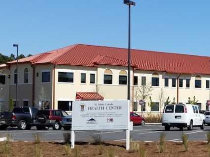 St Johns Public Health Department Clinic St Augustine