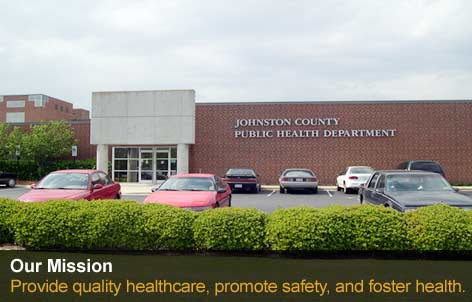 Johnston County Public Health Department