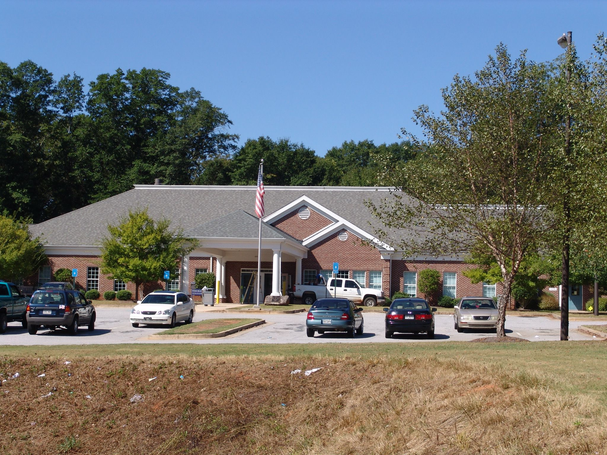 Newton County Health Center - Newtown County Public Health Department