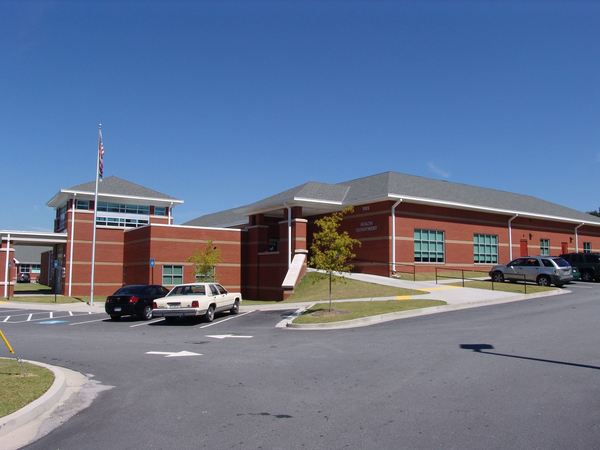 Rockdale Health Center - Rockdale County Public Health Department