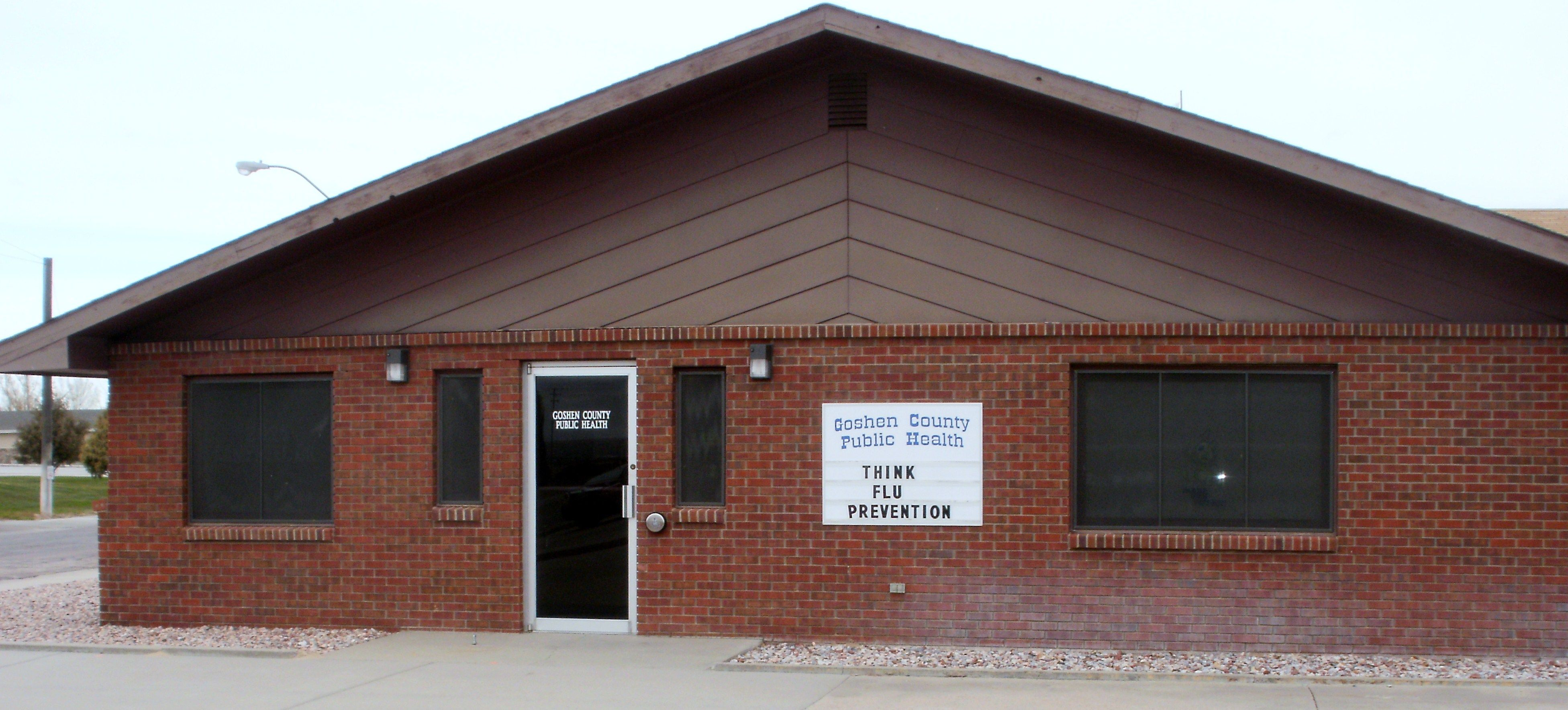 Goshen County Health Department Torrington Clinic