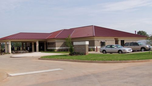 Chickasaw Nation Health Clinic Purcell Location
