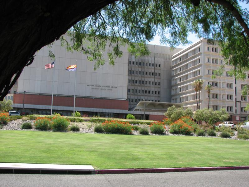 University of Arizona Medical Center Petersen Clinics