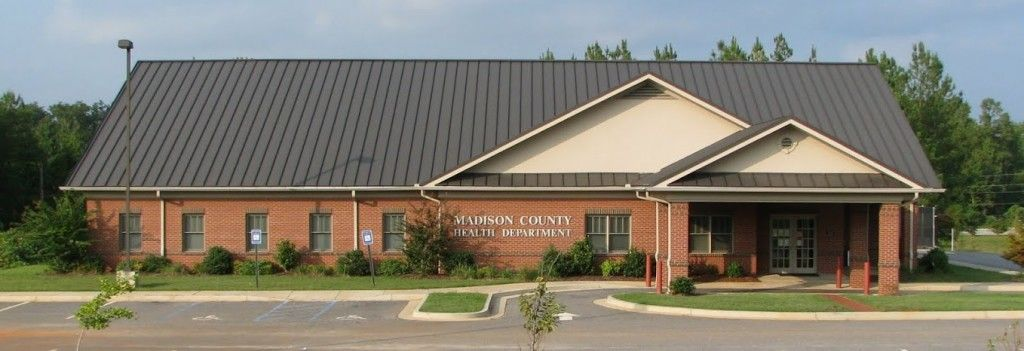Madison County Health Department Clinic Danielsville