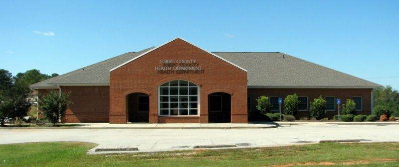 Elbert County Health Department Clinic Elberton