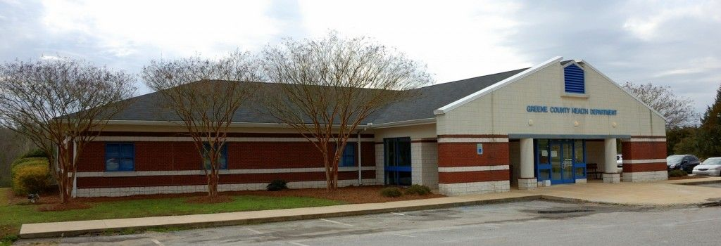 Greene County Health Department Clinic