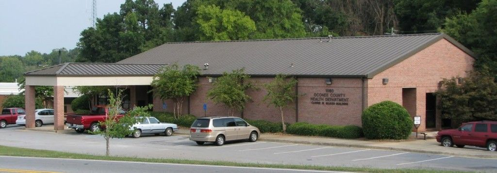 Oconee County Health Department Clinic Watkinsville