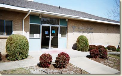 Crisp County Department of Public Health Clinic Cordele