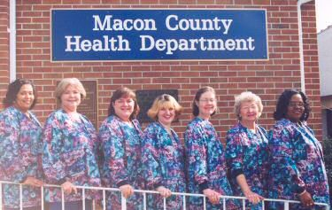 Macon County Health Department Clinic Oglethorpe