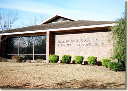 Randolph County Health Department Clinic Cuthbert