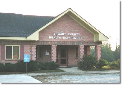Stewart County Health Department Clinic Lumpkin