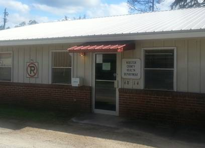 Webster County Department of Public Health Clinic Preston