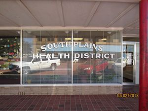South Plains Public Health District - Dawson County